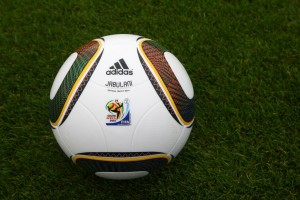 Le ballon officiel de la Coupe du Monde 2010