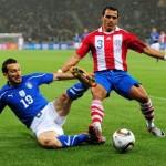 Italie-Paraguay